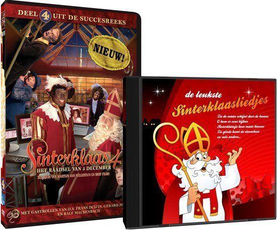 Sinterklaas en het Raadsel van 5 December