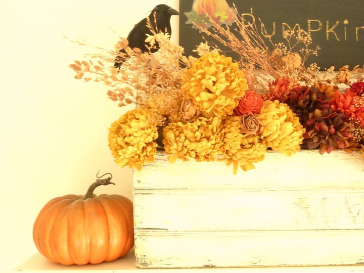 Fall decor                                          Kate's Place