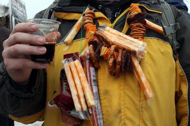 beerfest pretzel necklace compitition - Google Search