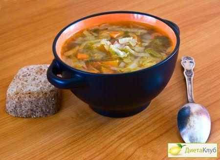 суп из сельдерея для похудения, отзывы