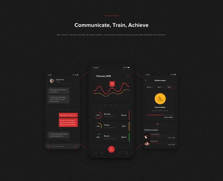 Bear Grylls Fitness Portal Mobile App On Behance Mobile App
