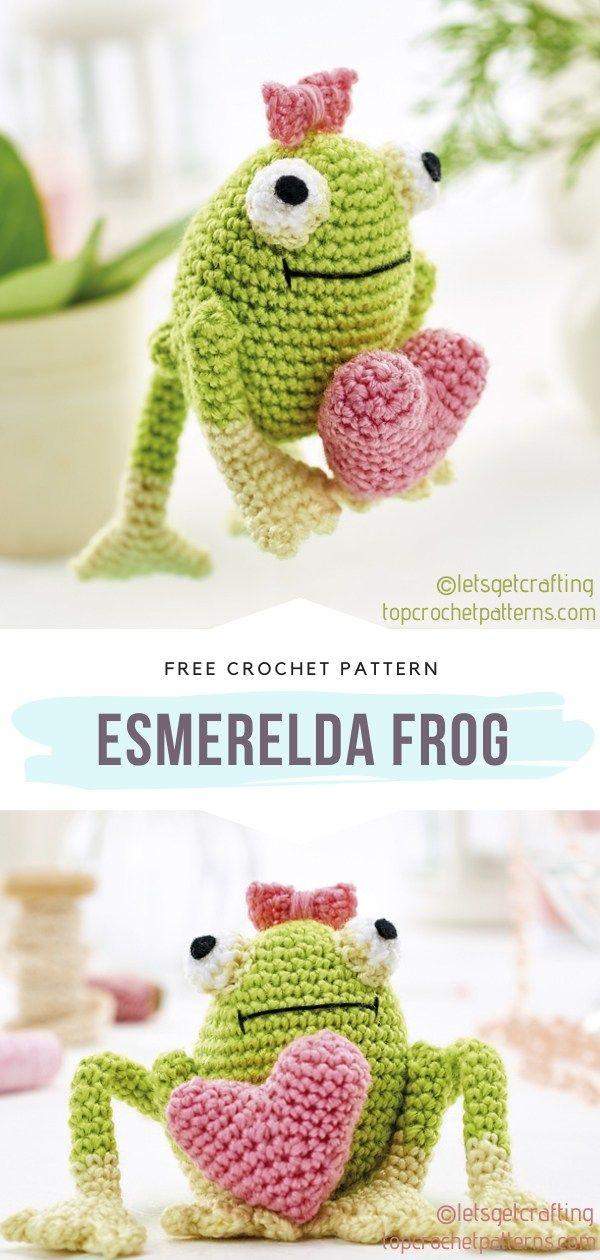 Amigurumi - Crochet big Tilda heart - premium & free patterns ...   1260x600