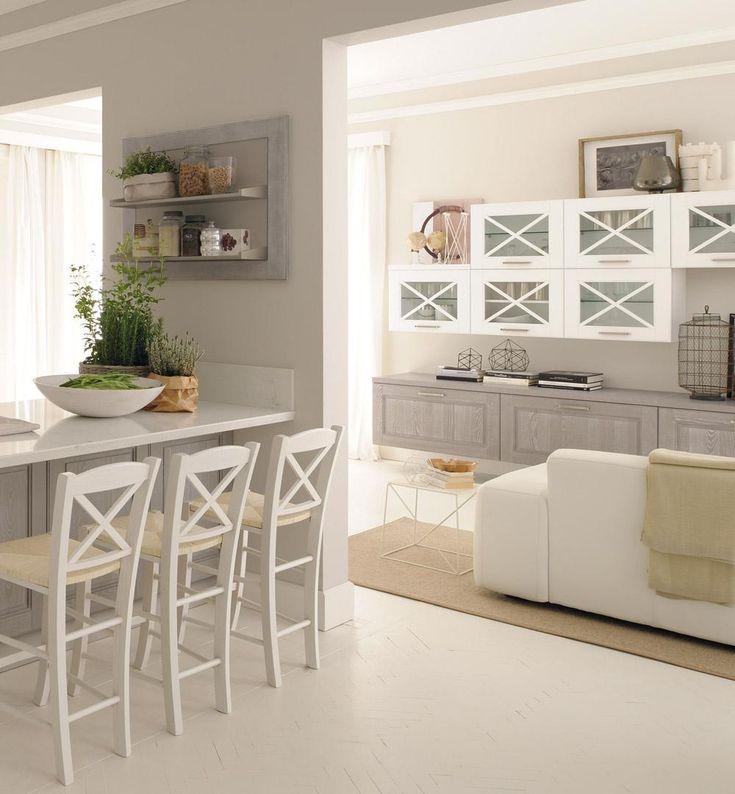 Agnese - Cucine Classiche - Cucine Lube