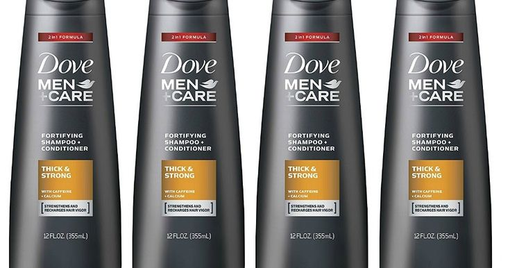 Amazon: FOUR Dove Men+Care 2-in-1 Shampoo and Conditioners Only $10.58 (Just $2.65 Each) + MORE