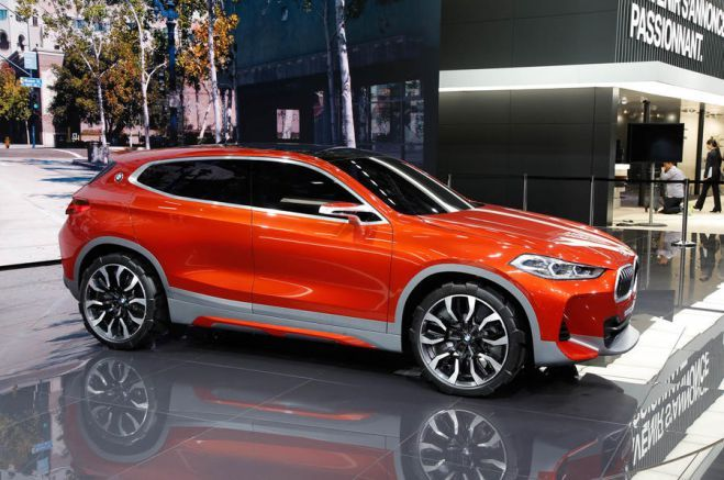 In the U.S, we can expect only a 2.0-liter, 4-cylinder petrol unit with the power output of 228 horsepower and 258 pound-feet. ...2018 BMW X2 price #2018BMWX2 #2018BMWX2concept #BMWX2concept