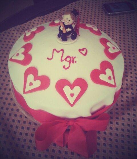 Mgr. Viki cake :)