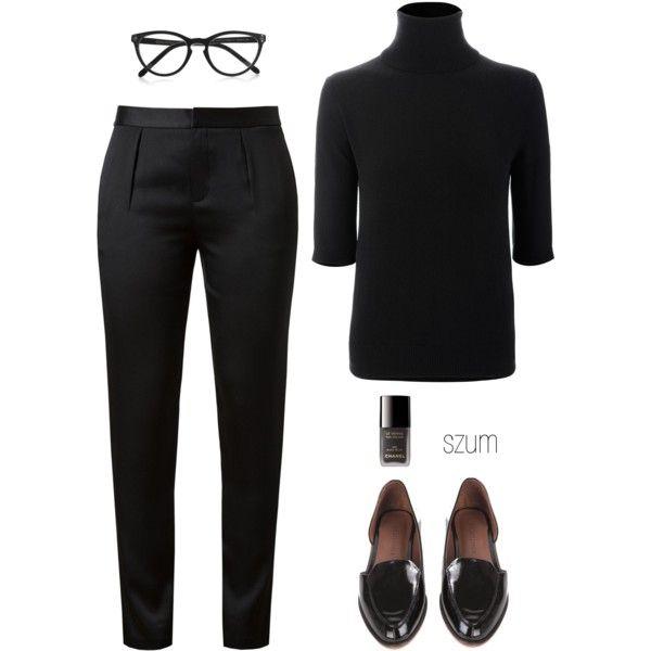 **Black & Minimal**: