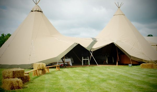 Festival Wedding Ideas - CLICK THE IMAGE FOR GORGEOUS CAMPING INSPIRED WEDDING INSPIRATIONS