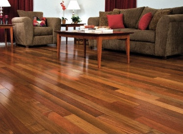 BELLAWOOD, Brazilian Walnut -- hardwood flooring we're planning on installing in the family room.. possibly den/office as well.  Beautiful!