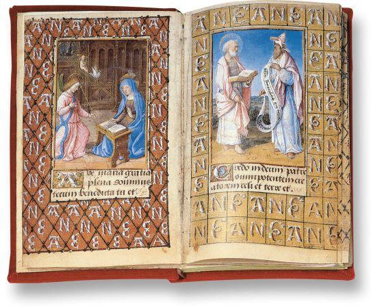 Prayer Book of Anne de Bretagne
