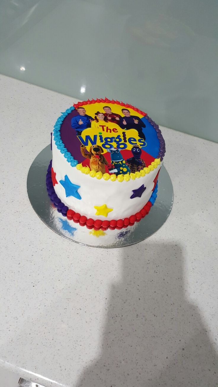 49 Best 2nd Birthday Emmawiggles Images On Pinterest