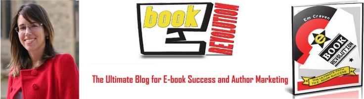 E-book Revolution The Blog - Em Craven