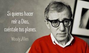 15 Ácidas citas de Woody Allen