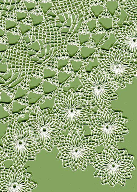 Armenian Bebilla Lace from Annie's Granny Design