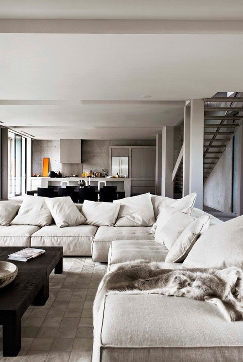 Sorrento House residence, Melbourne, AU. Robert Mills Architects and Interior Designers.