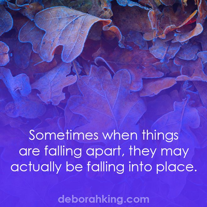 Falling Apart Inspirational Quotes: 17 Best Falling Apart Quotes On Pinterest