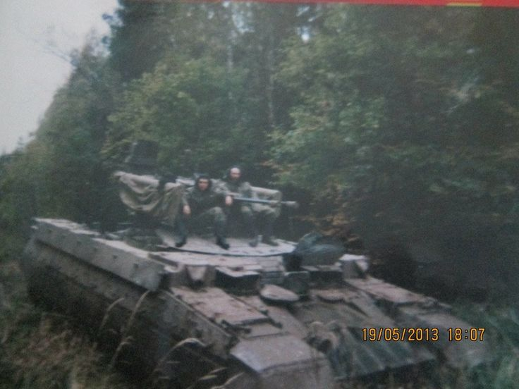 Photos of photos of BMPT in Chechnya (claimed), date unknown (date shown are dates when physical photos were photographed by digital camera).