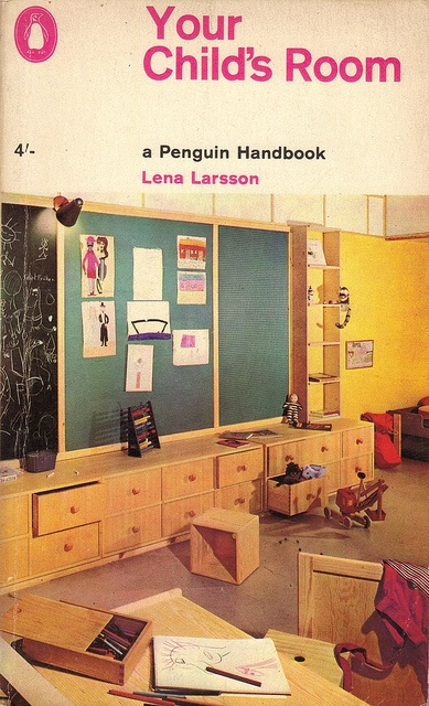 Penguin Handbook first edition published in 1965. Cover photograph by Knöppel (Camera Press)