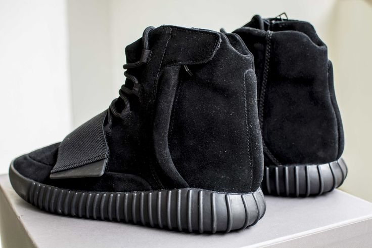 Yeezy Boost 750 All Black