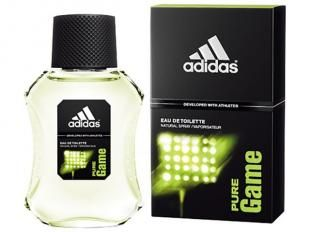 Adidas Pure Game - Perfume Masculino Eau de Toilette 50ml