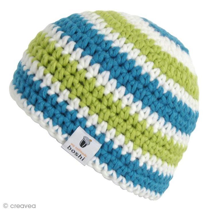 Tuto Bonnet Myboshi : instructions et vidéo http://www.creavea.com/crochet-et-tricot_tuto-bonnet-myboshi-instructions-et-video_fiches-conseils_3656-0.htm