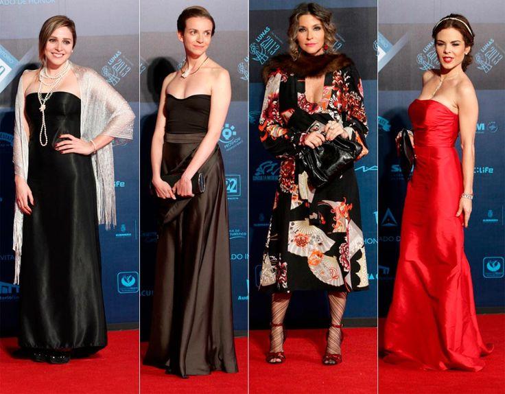 Todos (o casi) los vestidos de las Lunas del Auditorio 2013 Karla Osorio, Inés de Tavira, Isabella Camil y María José Magán