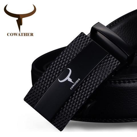 COWATHER Leather Belts – RealMenStuff