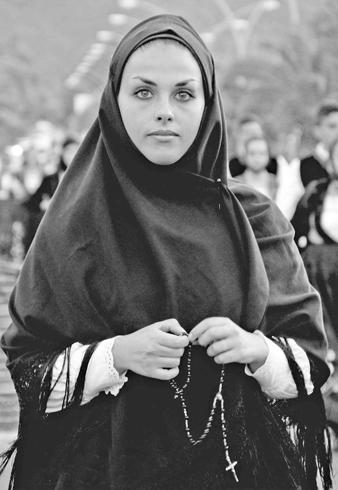 Donna di Isili.