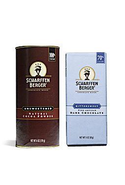 Scharffen Berger. Bon Appétit's Seal of Approval. Chocolate (Bars) Winner a…