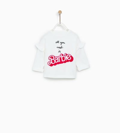 Baby Girls' T-shirts | New Collection Online | ZARA United States