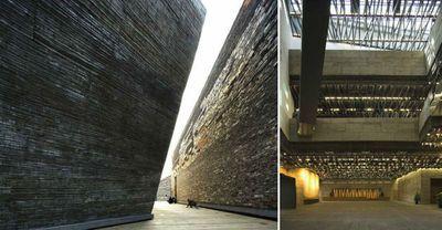 Prix Pritzker 2012 : Wang Shu, zoom sur le premier architecte chinois récompensé - CôtéMaison.fr