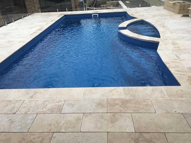 Travertine pavers and tiles are soft yet very durable and a great choice for pool coping, pool pavers, patio flooring, walls, counters and much more