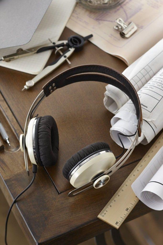 Sennheiser Momentum On Ear Headphone - Ivory