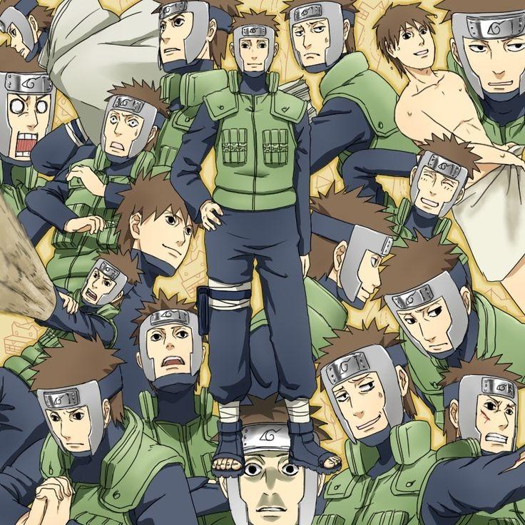 Yamato sensei (Tenzou) Boruto, Anime, Desenhos