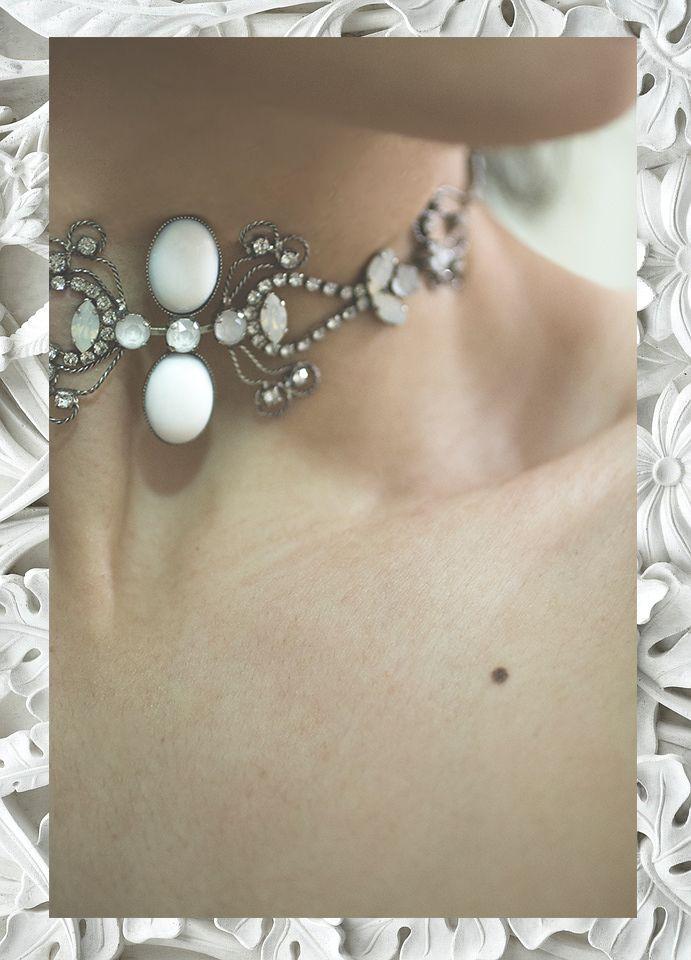 Our Bridal Chocker , by Art Wear Dimitriadis