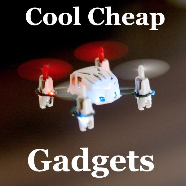 Looking for some cool cheap gadgets? You know - those gizmos that are truly awesome, but won't take much cash out your pocket? Then here's the list you want: www.coolgadge.com...