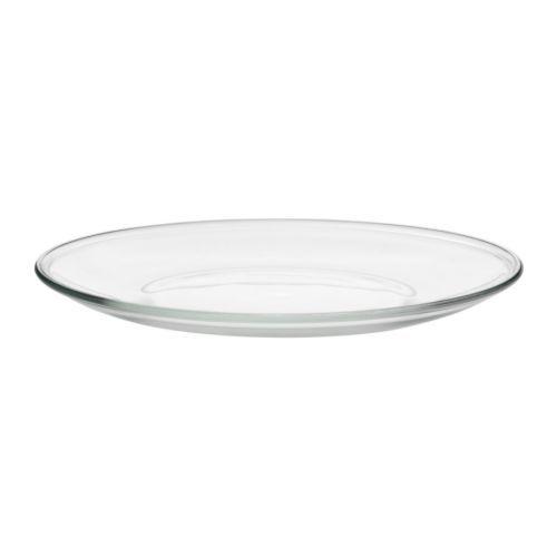 IKEA - ОППЕН, Тарелка, Можно использовать в СВЧ-печи для размораживания и разогревания пищи.Можно мыть в посудомоечной машине.