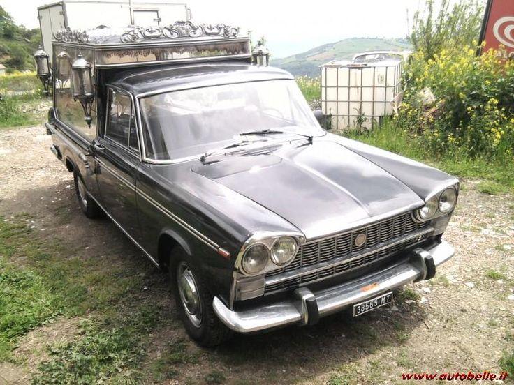 Fiat 2300 Carro funebre