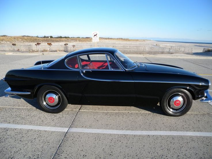Volvo P1800S 1964...I'm lucky enough to have found a man who not only loves me, but who owns one and will allow me to drive it :)