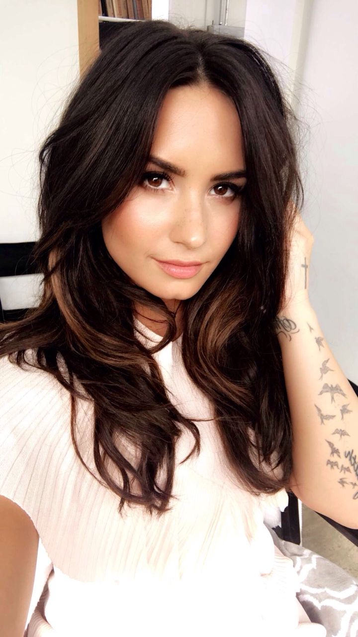 Demi Lovato Hair Makeup Dont Forget