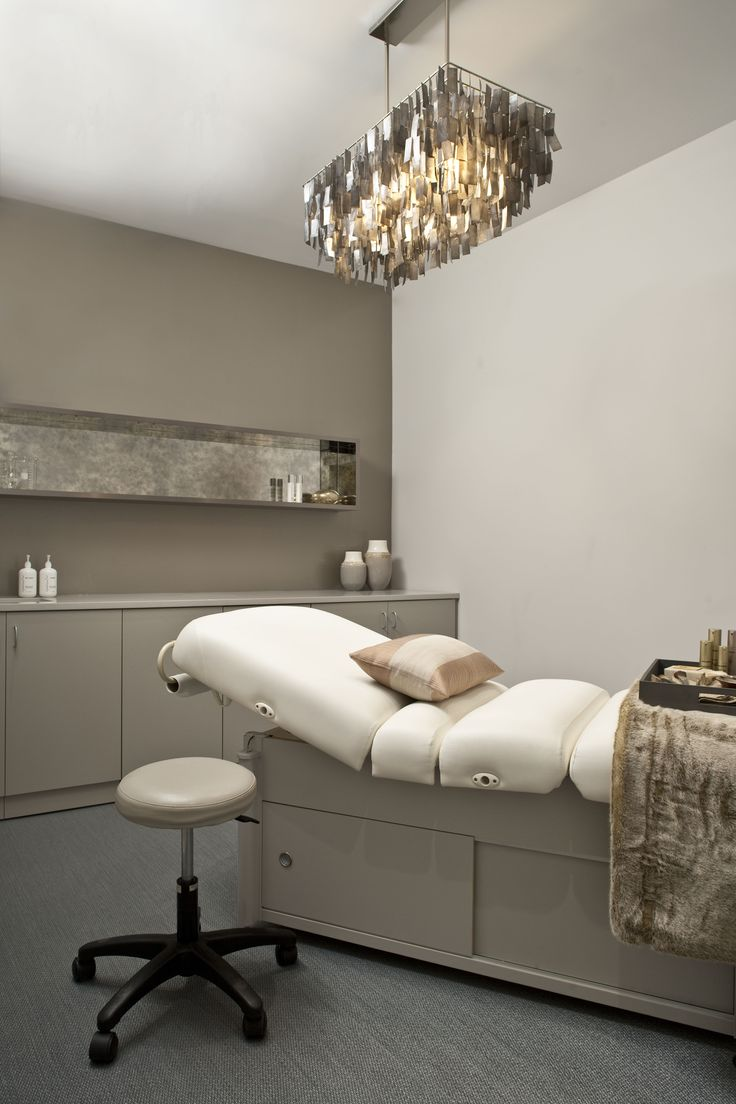 Truth + Beauty Spa Treatment Room