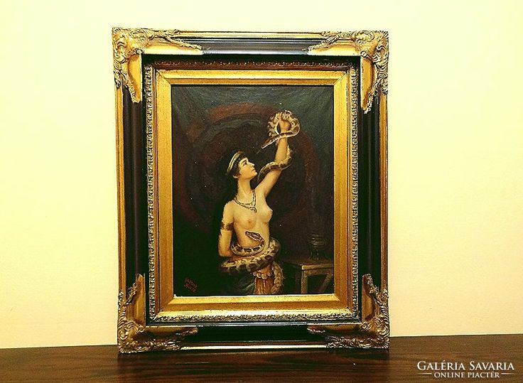 Gustave Holte - Mythologycal Scene
