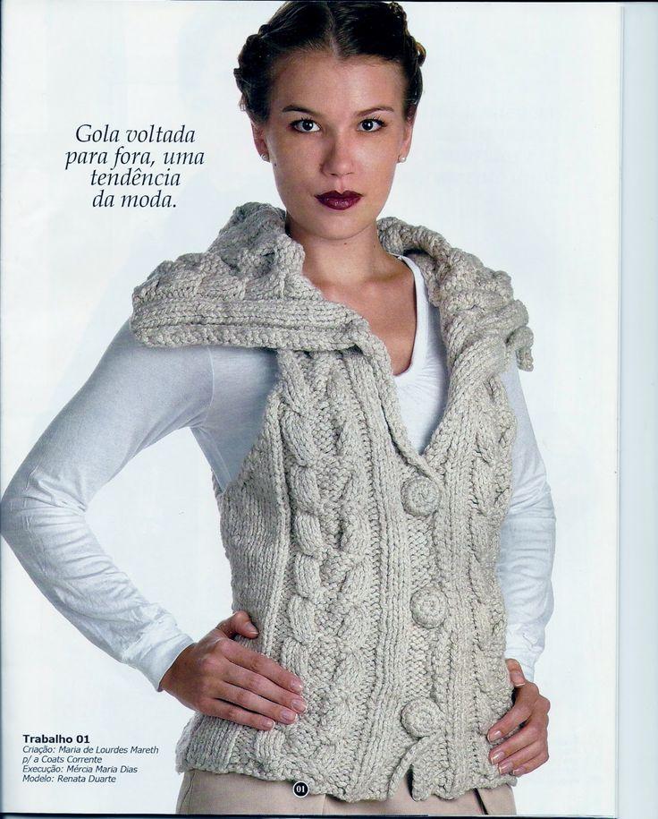 #BaiduImage casaco feminino em trico receita passo a passo_Pesquisa do Baidu