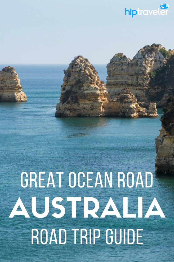 The ultimate 4-day Great Ocean Road itinerary with stops in Torquay, Anglesea, Apollo Bay, 12 Apostles, and more. Bucket list travel in Australia. | Blog by HipTraveler: Bookable Travel Stories from the World's Top Travelers #Australia #Travel