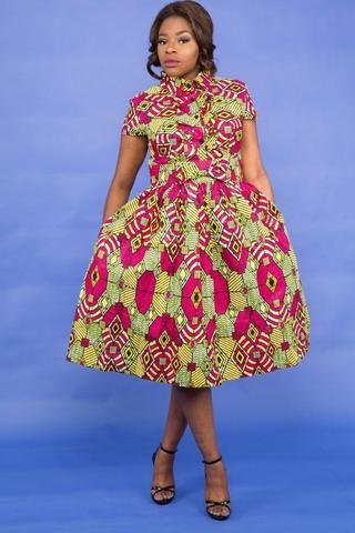 Emeka African Dress
