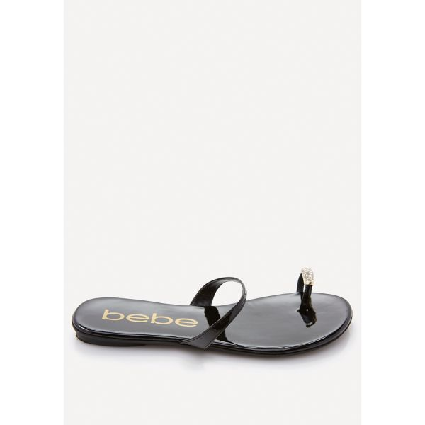Brenda Toe Ring Sandals - All Shoes | bebe