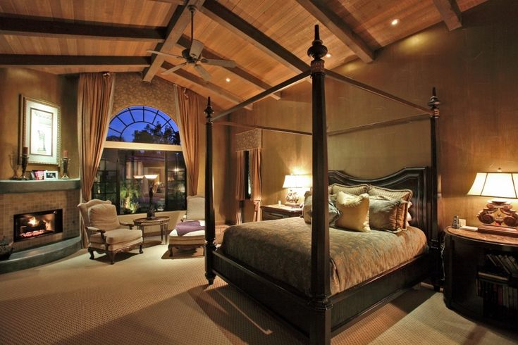 Luxury Master Bedrooms In Mansions | 2013 mansion master bedrooms decorating – decoration ideas photos ...