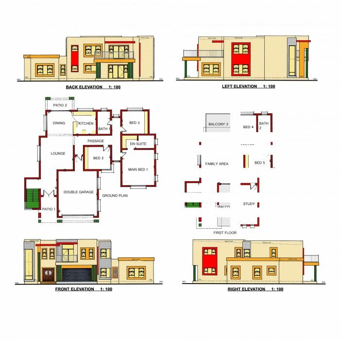 Gosebo House Plans