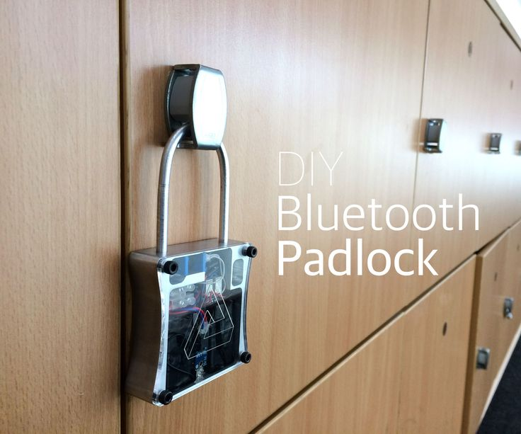 Ever lost padlock keys or forgotten the code to your incredibly strong padlock and can't open your locker? Imagine a padlock which can be opened with a tap on an...