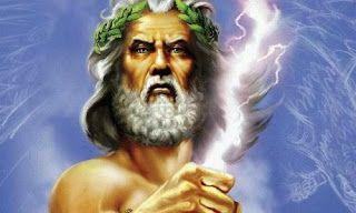mito dios zeus